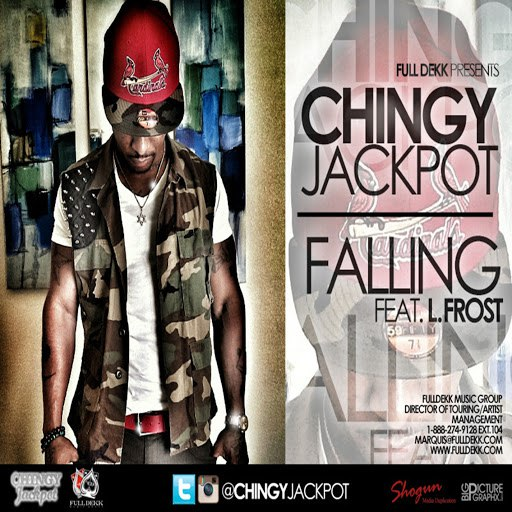 Chingy альбом Falling feat. L.Frost