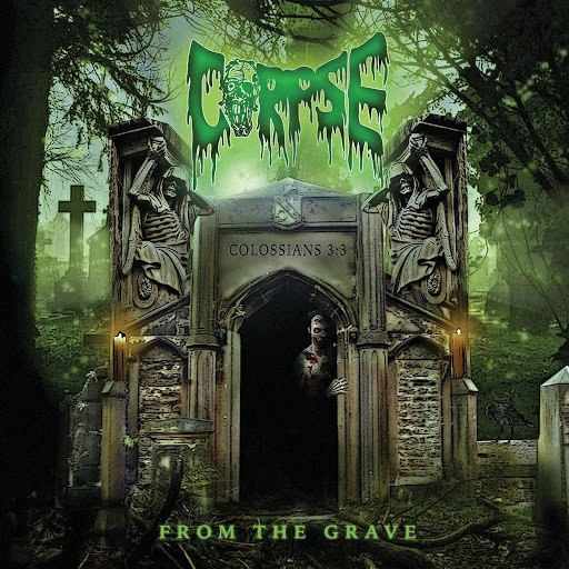 Corpse альбом From The Grave