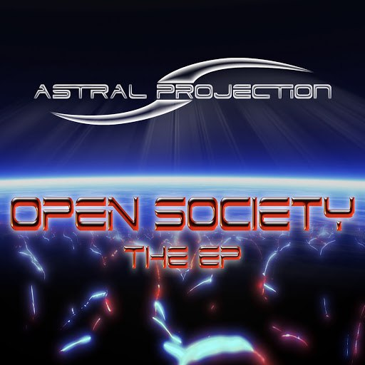 Astral Projection альбом Open Society - The EP.