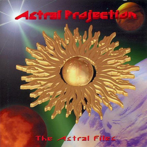 Astral Projection альбом The Astral Files