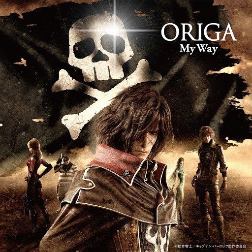 Origa альбом My Way