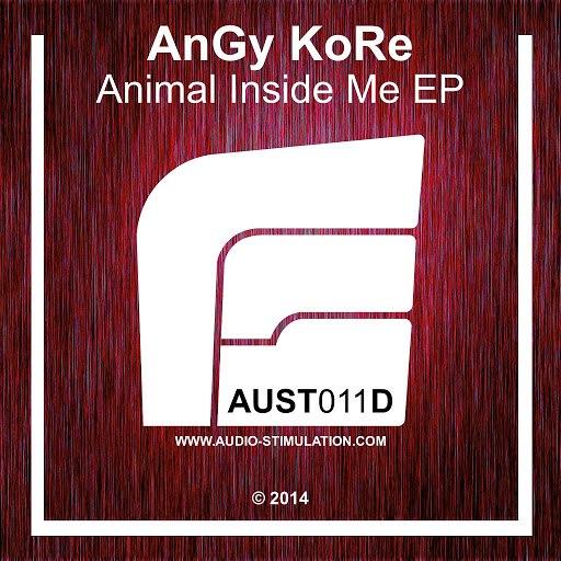 AnGy KoRe альбом Animal Inside Me EP
