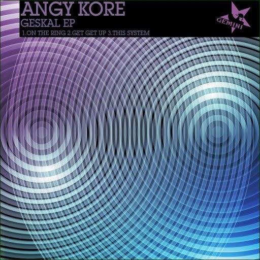 AnGy KoRe альбом Geskal EP