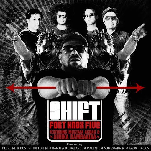 Fort Knox Five альбом Shift Remixes