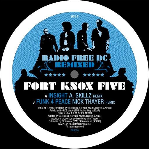 Fort Knox Five альбом Radio Free DC Remixed Vol. 1
