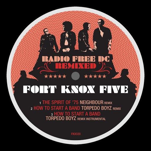 Fort Knox Five альбом Radio Free DC Remixed Vol. 7