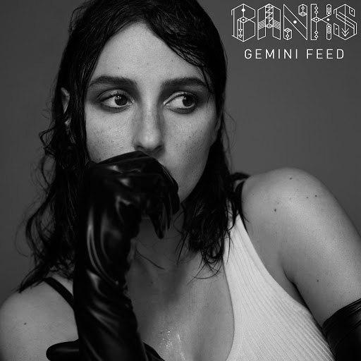 Banks альбом Gemini Feed