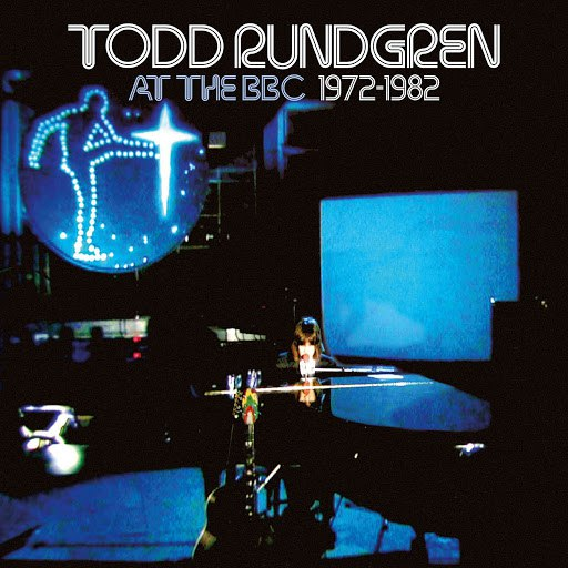 Todd Rundgren альбом At the BBC 1972-1982