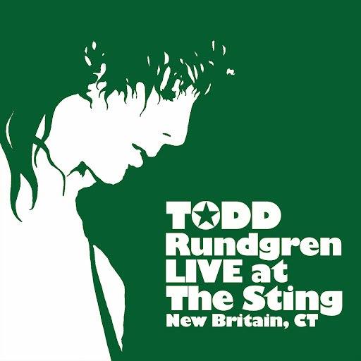 Todd Rundgren альбом Live at The Sting - New Britain, CT