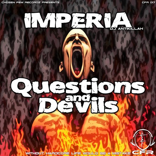 Imperia альбом Questions & Devils