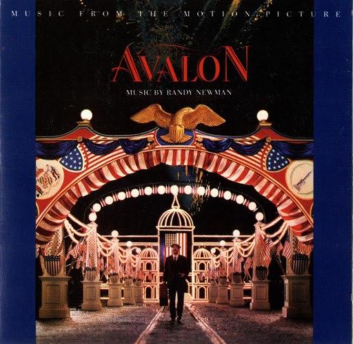 Randy Newman альбом Avalon - Original Motion Picture Score