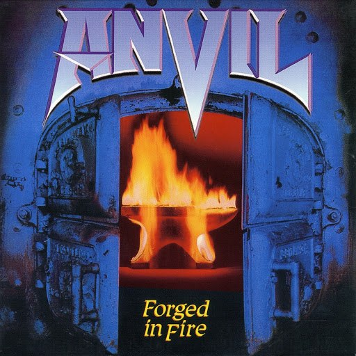 Anvil альбом Forged in Fire