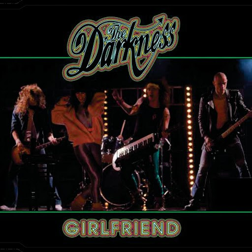 The Darkness альбом Girlfriend (Digital Multiple)