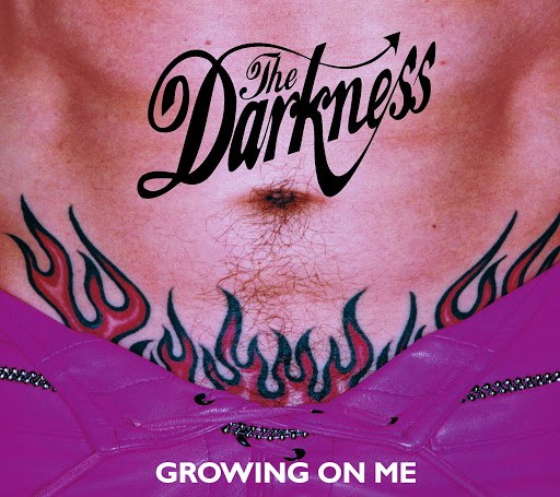 The Darkness альбом Growing On Me