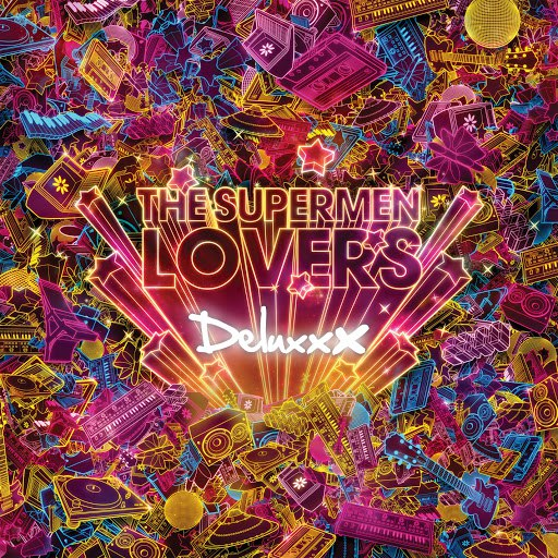 The Supermen Lovers альбом Between the Ages (Deluxxx Edition)