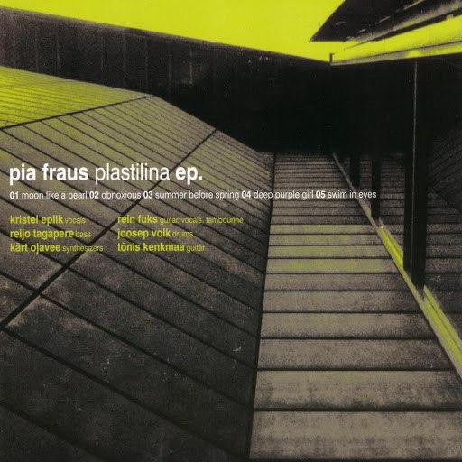 Pia Fraus альбом Plastilina EP.