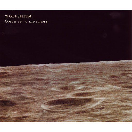 Wolfsheim альбом Once In A Lifetime