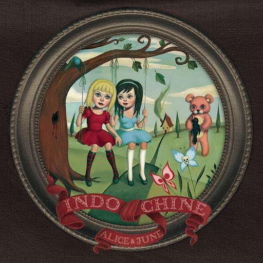 Indochine альбом Alice & June (deluxe edition)