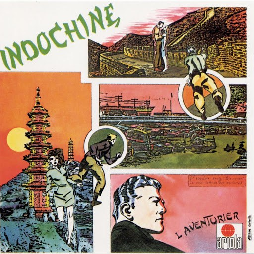 Indochine альбом L'Aventurier