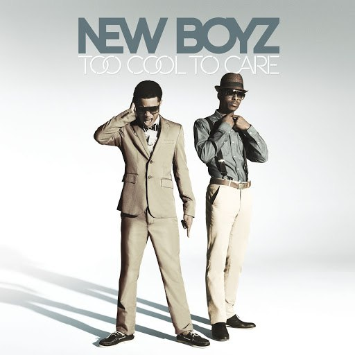 New Boyz альбом Too Cool To Care (Squeaky Clean)