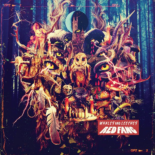 Red Fang альбом Whales and Leeches (Deluxe Version)