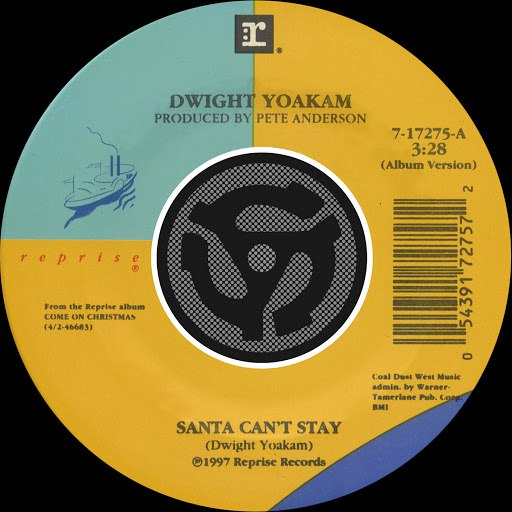 Dwight Yoakam альбом Santa Can't Stay / The Christmas Song [Chestnuts Roasting On An Open Fire] [Digital 45]