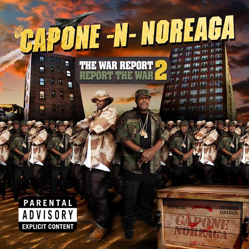 Capone-N-Noreaga альбом The War Report Part II (Explicit)