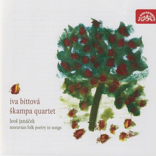 Iva Bittová альбом Moravian Folk Poetry In Songs