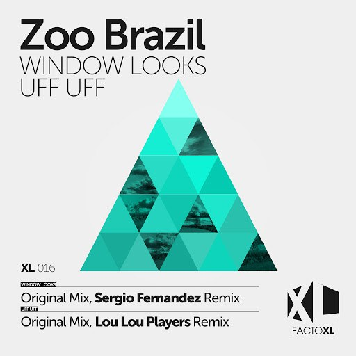 Zoo Brazil альбом Window Looks / Uff Uff - EP