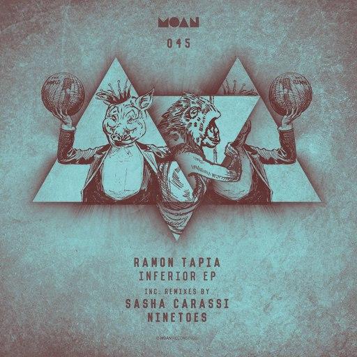 Ramon Tapia альбом Inferior EP