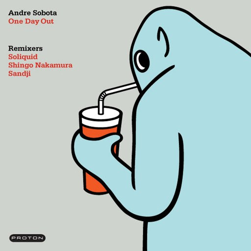 Andre Sobota альбом One Day Out