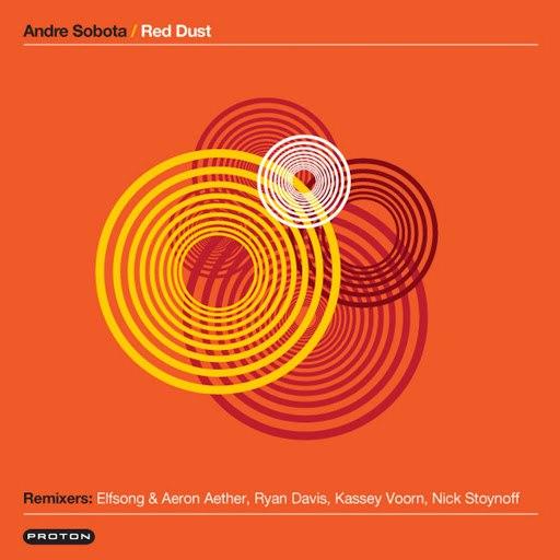 Andre Sobota альбом Red Dust