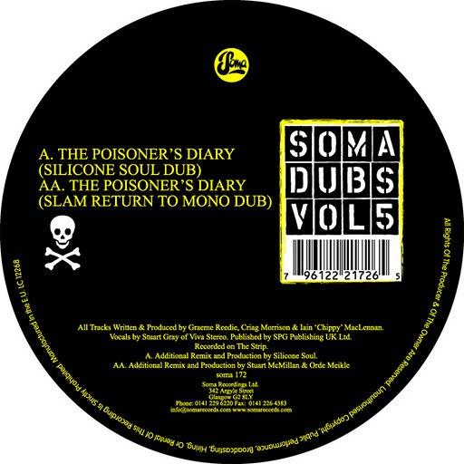 Silicone Soul альбом Soma Dubs Vol 5