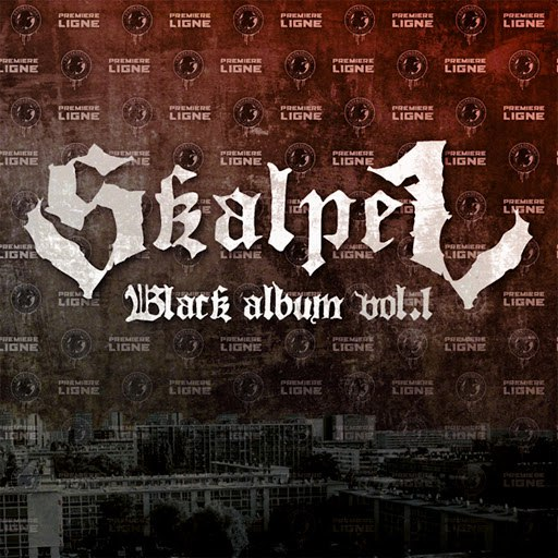 Skaльпель альбом Black Album Vol.1