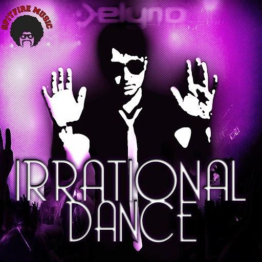 Delyno альбом Irrational Dance