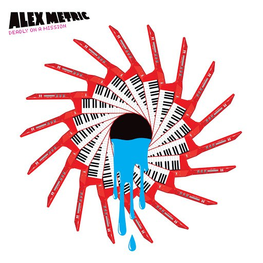 Alex Metric альбом Deadly On A Mission EP