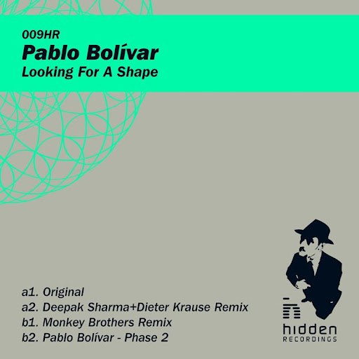 Pablo Bolivar альбом Looking For A Shape - EP