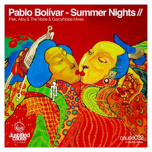 Pablo Bolivar альбом Summer Nights