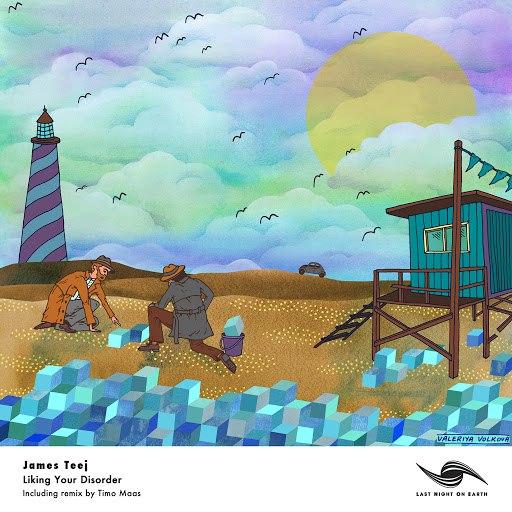 James Teej альбом Liking Your Disorder
