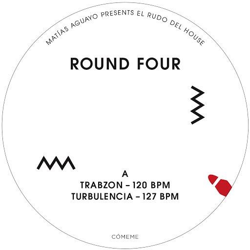Matias Aguayo альбом El Rudo del House Round Four