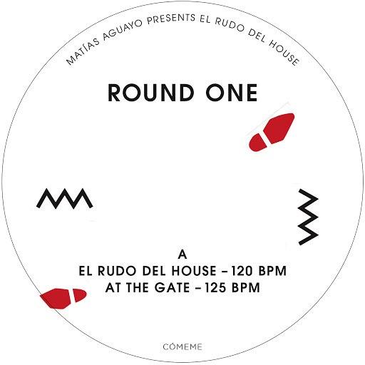 Matias Aguayo альбом El Rudo del House Round One