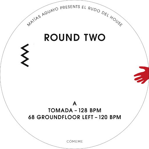 Matias Aguayo альбом El Rudo del House Round Two