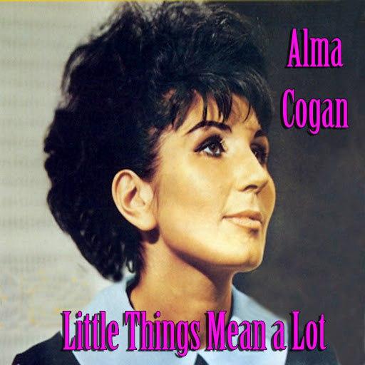 Alma Cogan альбом Little Things Mean a Lot