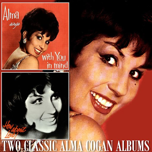 Alma Cogan альбом Alma Sings with You in Mind / How About Love!