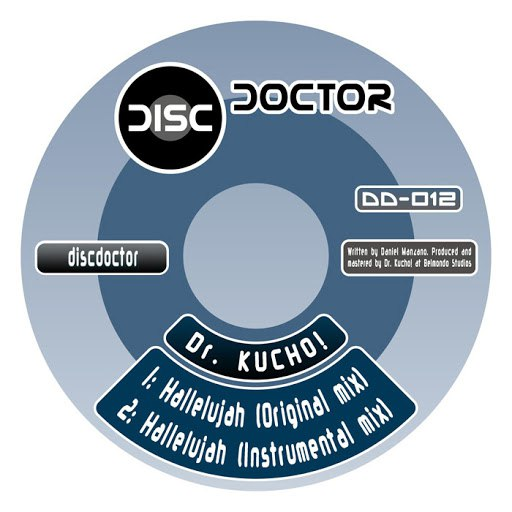 Dr. Kucho! альбом Hallelujah