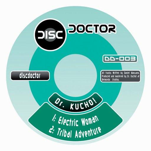 Dr. Kucho! альбом Electric Woman / Tribal Adventure