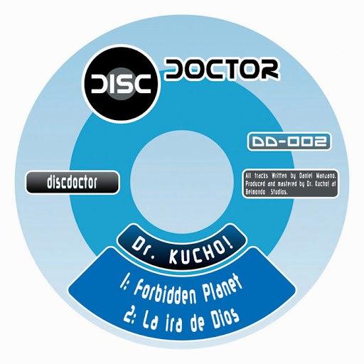 Dr. Kucho! альбом Forbidden Planet / La Ira De Dios