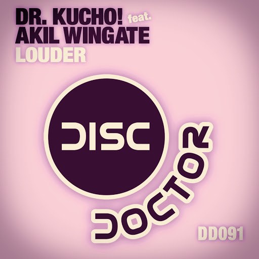 Dr. Kucho! альбом Louder