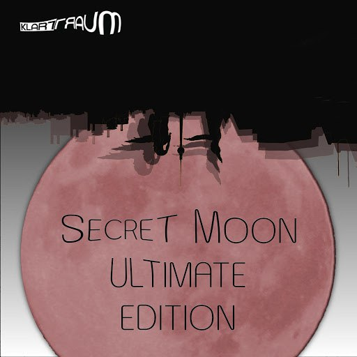 Klartraum альбом Secret Moon Ultimate Edition - All Remixes, All Bonus Tracks, Special Liveset