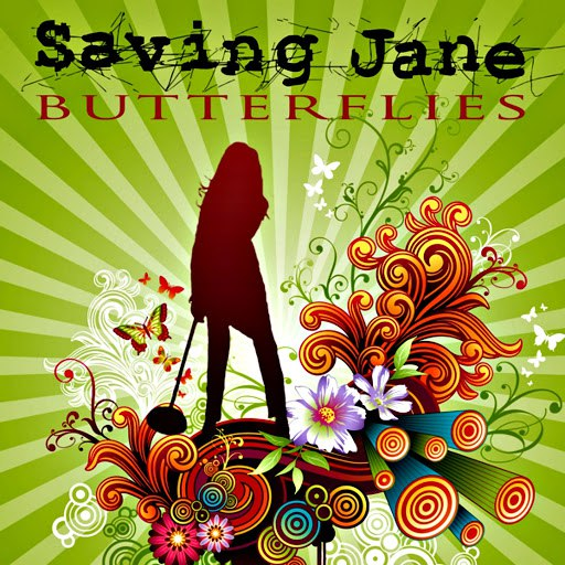 Saving Jane альбом Butterflies